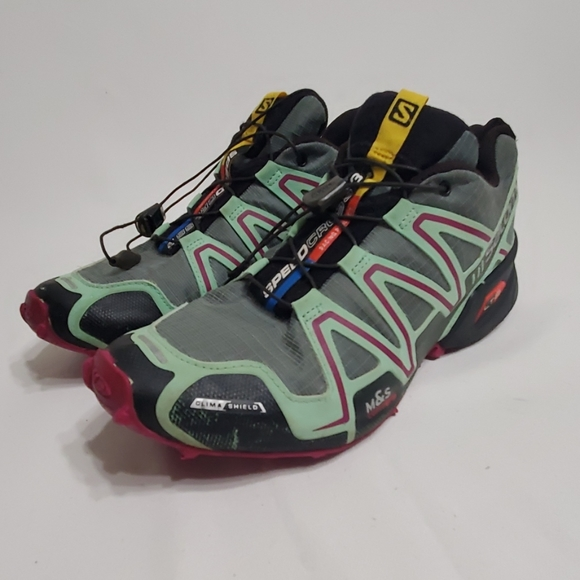Salomon Speedcross 3 Running Shoes Mens